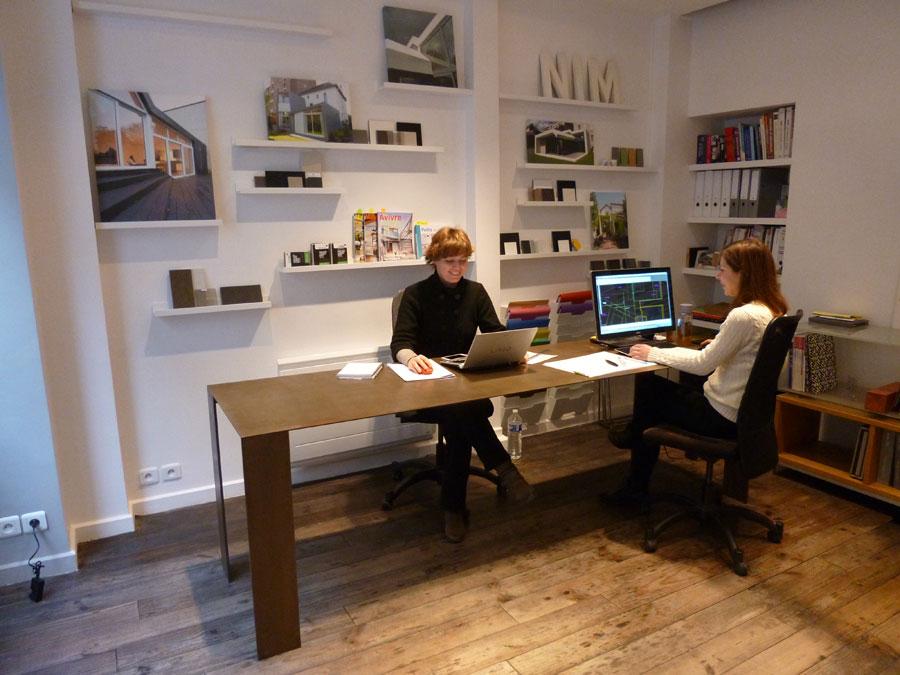 notre quipe nim architecture. Black Bedroom Furniture Sets. Home Design Ideas